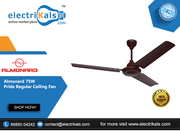 Buy Almonard 75W 56 Inches Pride Regular Ceiling Fan Online