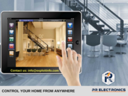 PR Electronics and Electrical home automation manufacturing company