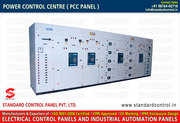 Power Control Centre - PCC Panel