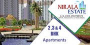 Cheap Budget Flats In Noida Extension By Nirala Estate,  8447146146